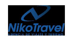 Nikotravel Tiquetes baratos a cualquier destino. Reserva y compra tiquetes aéreos, cuartos de hoteles, autos, cruceros y paquetes turísticos en línea